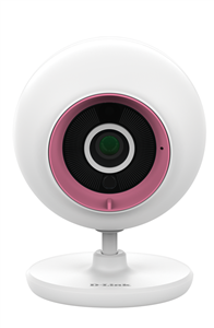 D-Link DCS-800L Wi-Fi Day/Night Baby Network Cloud Camera with Remote Monitoring